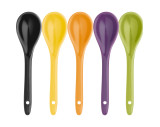 Cucharas de colores